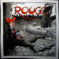 Rouge-Cover by Pessaro