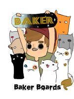 Baker by RawrItsRamen