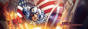 Captain America by Kinetic9074