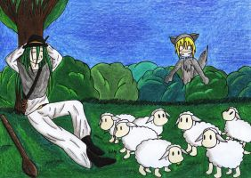 Black Sheep by Araki-chan