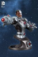 New 52 Cyborg DC Solicitations 2 by BLACKPLAGUE1348