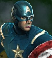 Captain America by TheSig86