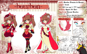 Crimson Anthesis: Bourbon Ref by Desiree-U