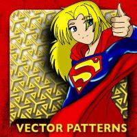 96 Vector Patterns  p67 by paradox-cafe
