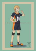 Road to Haikyuu!! by solochely