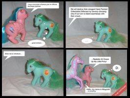 Breyer vs. MLP - Infiltration by Marbletoast