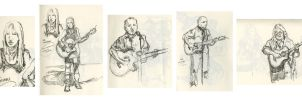 Musicians - Various 001 by hesir