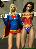 Supergirl WW peril01 by orionsforge