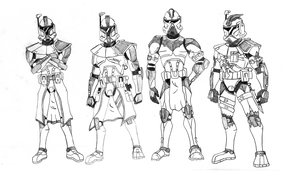 ARC Troopers by Spartan-055