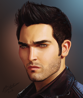 Derek Hale by johnneh-draws