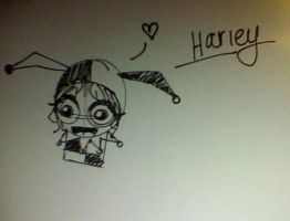 Harley :D by WhyNotAWitch