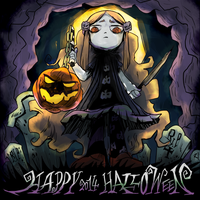 HAPPY HALLOWEEN2014 by hakutooon