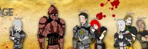 Dragon Age: ABL characters v1 by Guyver89