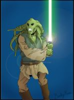 Kit Fisto - Revised by BeckyRose