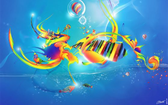 chromatic flow by anthony-g