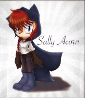 .::Sally Acorn in Sonic Boom::.-My Version- by Ai-Amaterasu