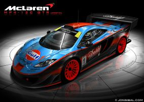McLaren MP4-12C GTR LONGTAIL by jonsibal