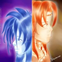 Opposites by Reenave