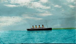 Before Her Fateful End by RMS-OLYMPIC