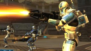 SWTOR Corellia - Republic Troopers by chicksaw2002