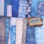 rain on the tin roof papers by paperstreetdesigns