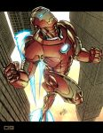 MH Iron Man Color by Fpeniche