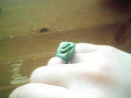mint colored ring *not for sale* by sky-amethyst