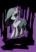 Inkie (Colored) by CCPendantry