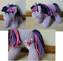 Mini Twilight Sparkle by Melyntenshi