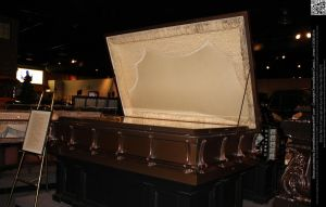 Extra Large Family Coffin for Three by DamselStock