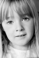 Those Eyes BW by Paigesmum