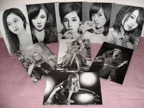 Girls Generation COMPLETE by KLSADAKO