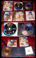Sonic Collection .:Dreamcast Games:. by VeggieMadness