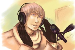 APH:This is Russian radio here by Leimrei