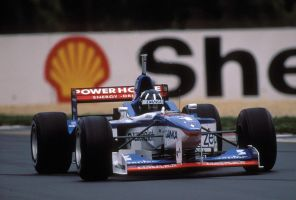 Damon Hill (Australia 1997) by F1-history
