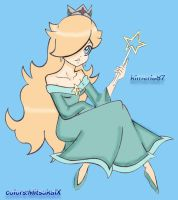 Princess Rosalina by MitsukaiX