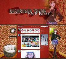 Tumblr Dash 17 -Park Bom- by Min-Jung