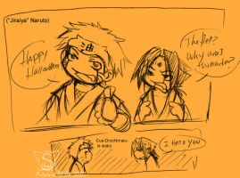 worst naruto halloween by sw