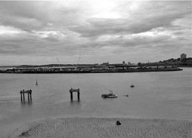 The River Medway by KBooth2
