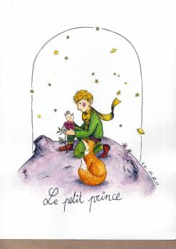 Le petit prince by Resumption