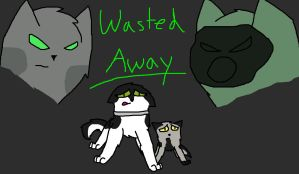Wasted Away poster by BerrystarLover