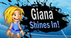 Giana SSB4 Request by Elemental-Aura