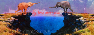 2. Love by HoofBeatDesigns