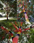 Street Art Yarn tree by dcs4200
