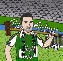 Timbers Fan 02 by StickstoMagnet