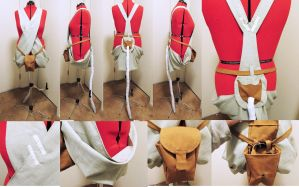 Costume Commission: Meow (Space Dandy) by S-Xasus