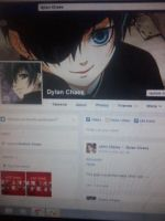 My Facebook Page Thing.. by Megz-Wolfz