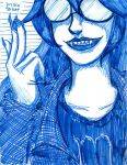 Vriska: Get Ready to Roll by dudeimmikayla