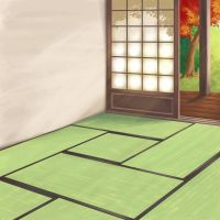 Tatami Room by gamera1985