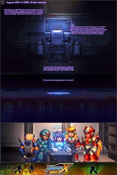 MMXU49 S2C9: Ineluctable Demise (Pg 1) by IrregularSaturn